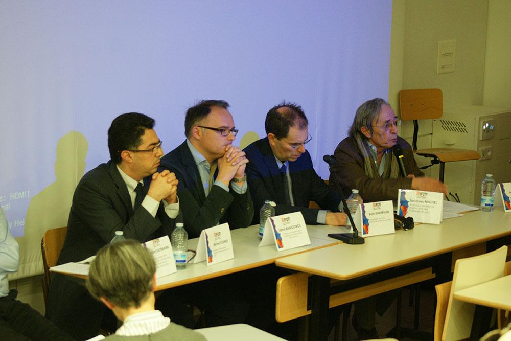 « Quel dialogue pour l'islam de France ? Articuler le pluralisme religieux : les ressorts du dialogue »